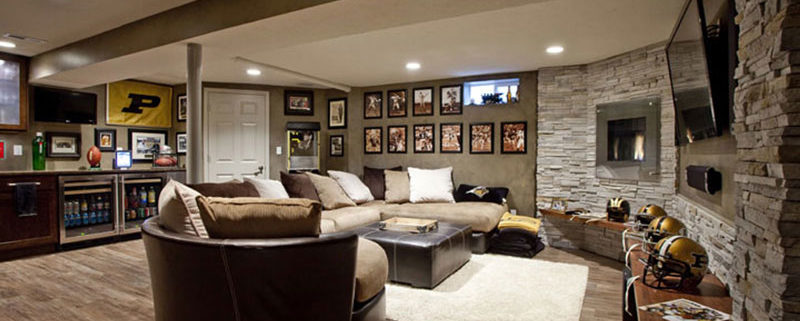 Basement Renovations 3 Budgets 3 Basements Riverside Construction